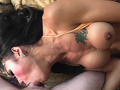 Ass licking Ladyboy